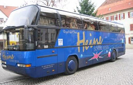 Heine Reisen
